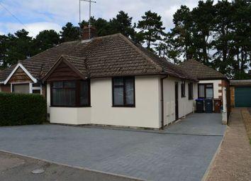 Thumbnail 4 bedroom semi-detached bungalow for sale in Coaching Walk, Westone, Northampton