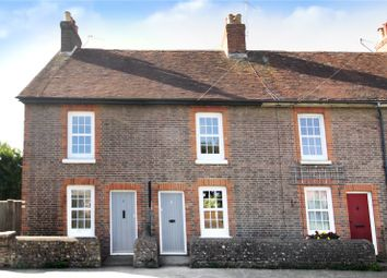 Thumbnail 2 bed terraced house for sale in Burndell Road, Yapton, Arundel