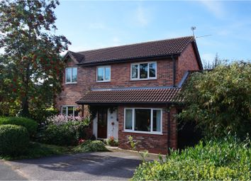 Thumbnail 4 bed detached house for sale in Robinsons Croft, Chester