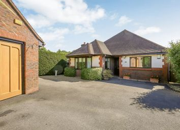 Thumbnail 3 bed detached bungalow for sale in Mortimer Way, North Baddesley, Southampton