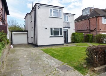 Thumbnail 3 bed detached house to rent in Fairholme Gardens, Finchley, London