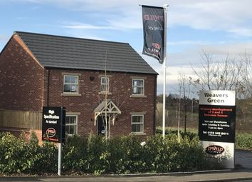 Thumbnail 4 bed detached house for sale in Slack Lane, Crofton, Wakefield