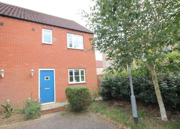 Thumbnail 3 bed semi-detached house for sale in Darwin Close, Ely