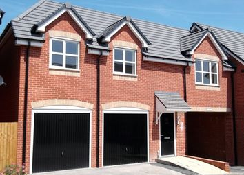 Thumbnail 2 bedroom town house to rent in Fazeley Drive, Brindley Village, Sandyford