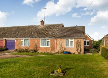 Thumbnail 3 bed bungalow for sale in Saxham Street, Stowupland, Stowmarket