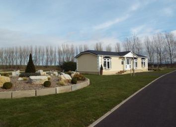 Thumbnail 2 bedroom mobile/park home for sale in Cleveland Hills View Park, Skutterskelf Road, Hutton Rudby