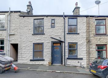 Thumbnail 2 bed terraced house for sale in Blackwood Road, Stacksteads, Bacup, Rossendale