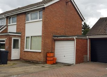 Thumbnail Semi-detached house for sale in St. Andrews Green, Swindon