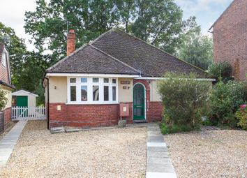Thumbnail 2 bed detached bungalow for sale in St Johns Road, Hedge End, Southampton