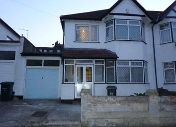 Thumbnail 4 bed terraced house to rent in Aprey Gardens, London