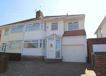 4 bed semi-detached house for sale in North Barcombe Road, Childwall, Liverpool L16
