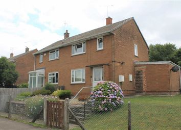 Thumbnail 2 bed semi-detached house for sale in Langetts Road, Coleford