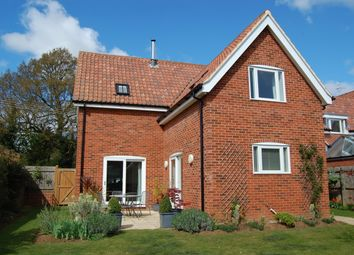 Thumbnail 3 bed detached house for sale in 28 Hollelsey Road, Alderton, Woodbridge