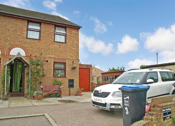 Thumbnail 3 bed semi-detached house for sale in Throwley Cottages, High Street, Garlinge, Margate, Kent