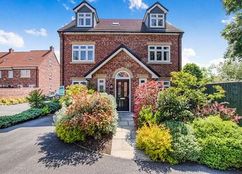 Thumbnail 5 bed detached house for sale in Cleminson Gardens, Cottingham