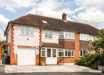 Thumbnail 5 bed semi-detached house for sale in Oak Lodge Avenue, Chigwell