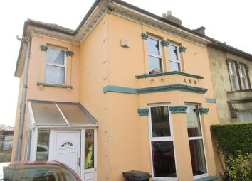 Thumbnail 4 bedroom semi-detached house for sale in Cromwell Road, St Andrews, Bristol