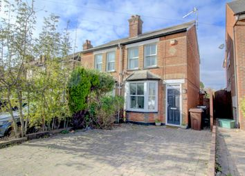 2 bed semi-detached house for sale in Main Road, Broomfield, Chelmsford CM1