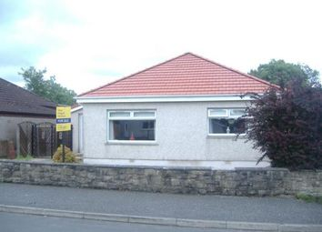 Thumbnail 3 bed bungalow for sale in Southfield Avenue, Shotts, North Lanarkshire