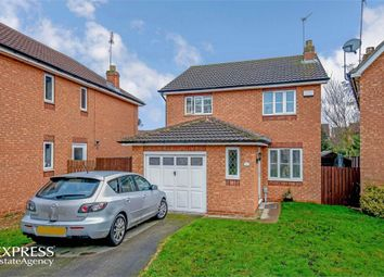 Thumbnail 3 bed detached house for sale in Nursery Court, Brough, East Riding Of Yorkshire