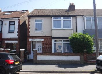 Thumbnail 3 bed terraced house to rent in Kensington Road, Portsmouth