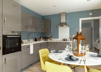 "Thumbnail 3 bedroom semi-detached house for sale in ""The Chastleton"" at Stocks Lane, Winslow, Buckingham"