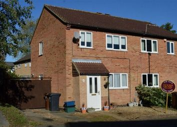 Thumbnail 3 bedroom semi-detached house for sale in Morgan Close, Rectory Farm, Northampton