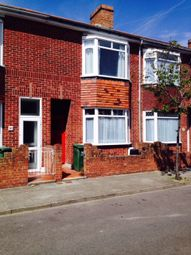 Thumbnail 4 bed terraced house to rent in Edmund Road, Southsea, Hampshire