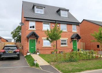 3 Bedrooms Semi-detached house for sale in Elgan Crescent, Sandbach CW11