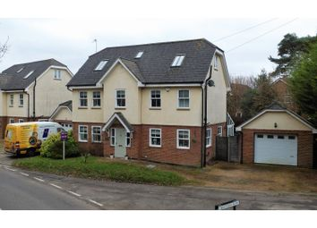 Thumbnail 6 bed detached house for sale in Queens Road, Woking