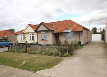 Thumbnail 3 bed semi-detached bungalow for sale in Central Avenue, Corringham, Stanford-Le-Hope