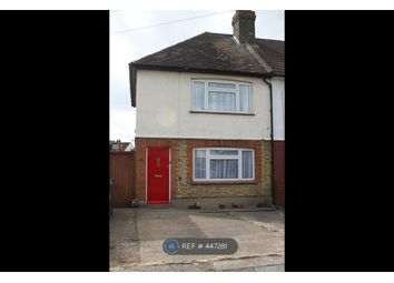 Thumbnail 2 bed end terrace house to rent in Hyde Crescent, Kingsbury/ West Hendon