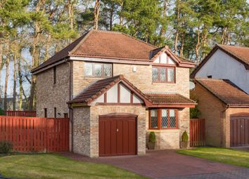 Thumbnail 4 bed detached house for sale in 25 Balmoral Gardens, Livingston
