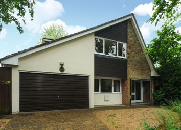 Thumbnail 3 bed detached house for sale in Middle Hill, Englefield Green, Egham
