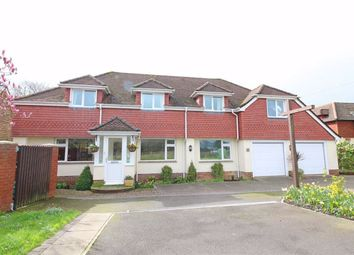 Thumbnail 5 bed detached house for sale in Everton Road, Hordle, Hampshire