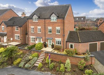 Thumbnail 3 bed semi-detached house for sale in Glendale, Lawley Village, Telford, Shropshire