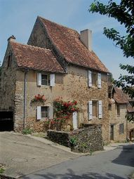 Thumbnail 3 bed property for sale in Centre, Indre, Saint Benoit Du Sault