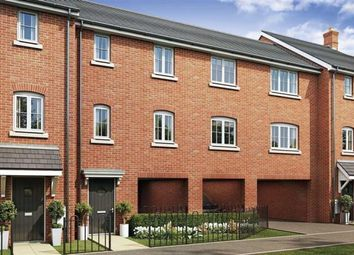 Thumbnail 1 bedroom flat for sale in Oakbrook San Andres Drive, Newton Leys, Bletchley, Milton Keynes