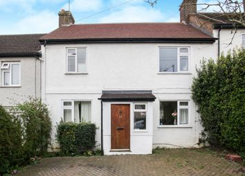 Thumbnail 3 bedroom terraced house for sale in Longfield Road, Harpenden