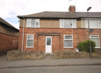 Thumbnail 4 bed semi-detached house for sale in Markham Crescent, Staveley, Chesterfield
