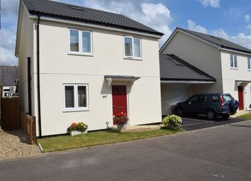 Thumbnail 3 bed link-detached house for sale in School Close, Lakenheath, Brandon