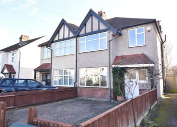 Thumbnail 4 bedroom semi-detached house to rent in Dysart Avenue, Kingston Upon Thames, Surrey