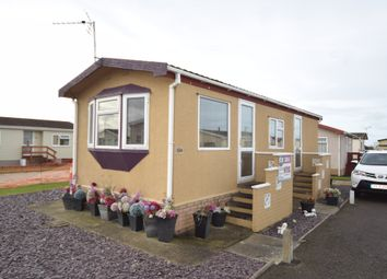 Thumbnail 1 bedroom chalet for sale in West Shore Park, Walney, Cumbria