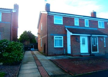 Thumbnail 2 bed semi-detached house to rent in Field Lane, Wistow, Selby