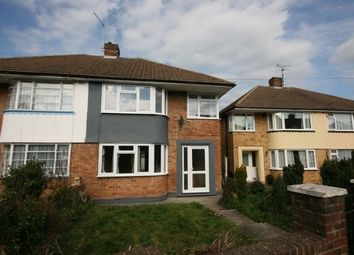 Thumbnail 3 bed property to rent in Northumberland Avenue, Rainham, Gillingham