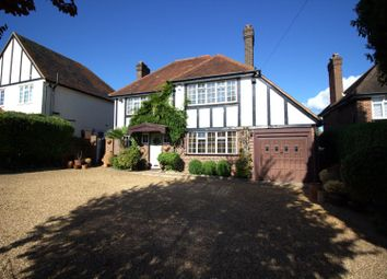 Thumbnail 4 bed detached house for sale in Fir Tree Road, Epsom, Surrey