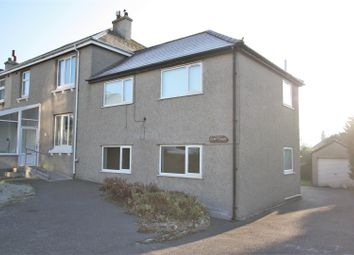Thumbnail 1 bed flat to rent in Edgcumbe Gardens, Newquay
