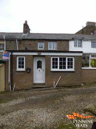 Halton Lea Gate, Cumbria CA8. 1 bed terraced house for sale
