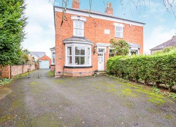 Thumbnail 3 bed semi-detached house for sale in Granville Road, Wigston