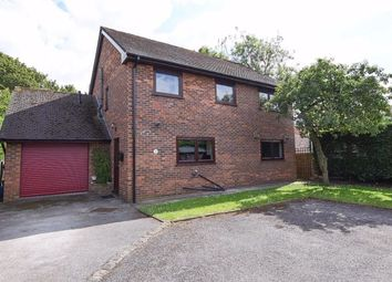 Thumbnail 4 bed detached house for sale in Sandiway Close, Northwich, Cheshire